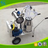 Electric Motor with Vacuum Pump Type Cow Milking Machine