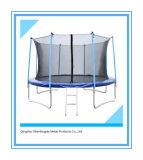 Cnsld 12FT Kids Jumping Trampoline with Safety Net