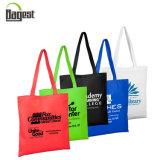 Long Handle Customized Color Plain Non Woven Tote Bag