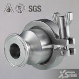 Stainless Steel Sanitation Triclover Non Return Valves