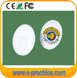 Egg Shape Card Mini Small USB Flash Drive (EC520)