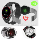 Smart Watch Phone with IPS Round Screen