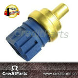 Temperature Sensor Guage Switch 059919501/ 078919501b 4-Wire Plug, Blue in Color for Volkswagen/VW