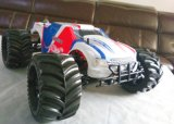 Electric off Road 1: 10 Scale RC Car Violence Somersault