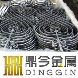 Wrought Iron Welding Decoration with Various Shape