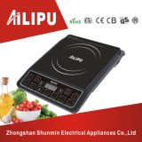 4 Digital Display Button Push Induction Cooker