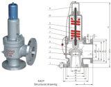High Pressure Sealed Spring Loaded Full Lift Safety Valve
