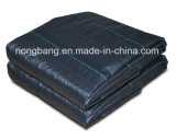 Anti UV Plastic Agricultural Woven PP Weed Control Mat
