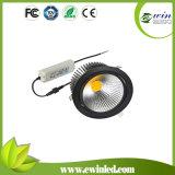 6W/10W/15W/20W/30W/40W/50W COB LED Downlight with 3 Years Warranty