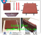 China Factory Supply Rubber Tile/Rubber Floor Tile/Anti-Slip Floor Tile/Gym Rubber Flooring Tile/Wearing-Resistant Rubber Interlocking Rubber Tiles
