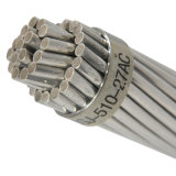 Aluminum Clad Steel Strand Wire as Telecommunication Line (19*3.75mm)
