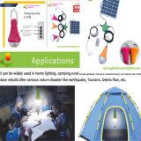 Solar Power System, Protable Solar Bulb, 3W LED Lamp