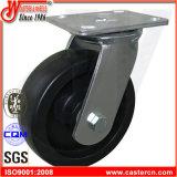 6X2 Inch Black Nylon or PP Heavy Duty Swivel Caster