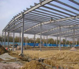 Qualified Steel Structure Workshop Shed (SSW-626)