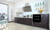 Melamine Board Kitchen Cabinet Furniture (zg-029)