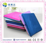 Colorful Thin Memory Foam Plush Seat Cushion for Adult