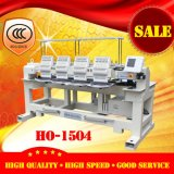 Ho-1504 Manufacturer Price Computerized 4 Head 15 Needles Hat Embroidery Machine Services