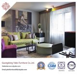 Concise Hotel Furniture with Living Room Fabric Sofa Furniture (YB-G-12)