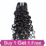 Factory Direct Wholesale 100% Indian Human Hair Machine Weft
