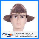 Oktoberfest Mountain Apline Hat with Twine