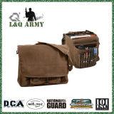 Tactical Brown Canvas Paratrooper Bag
