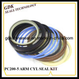 Manufacture Hydraulic Cylinder Arm Seal Kit (PC200-5)