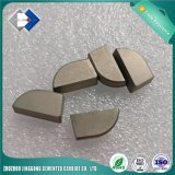 Factory Supply Cemented Carbide Brazed Tips for Metal Cutting
