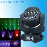 19*15W LED Moving Head Bee Eye