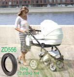 Ecofriendly European Standard 12 1/2× 2 1/4 Baby Stroller Tyre