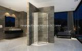 Bathroom 6/8mm Hinge Diamond Shape Shower Room