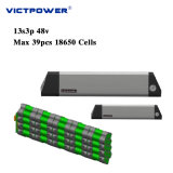 48V 17ah Lithium Battery 13s5p 816wh Electric Bicycle Battery Pack