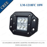 18W LED Work Light 3 Inch Spot Light LED Work Light for Truck Offroad