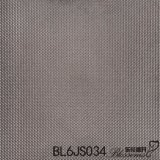 Metal Look Grey Color Design Glazed Porcelain Tile (600X600mm)
