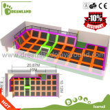 Build Indoor Trampoline Location for Children