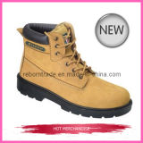 Buffulo Leather Safety Shoes (SS-02)