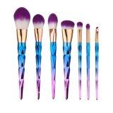 7PCS New Unicorn Makeup Brush Set for Beauty Use