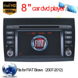 2 DIN Special Car DVD Player for FIAT Bravo GPS Navigation with Bluetooth/Radio/RDS/TV/Can Bus/USB/iPod/HD Touchscreen Function