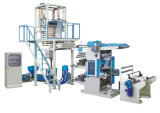 Plastic PE Film Blowing Machine with Rotogravure Printing (SJ50YT(ASY)21000)