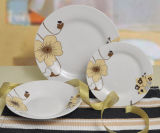 18PCS Porcelain Dinner Set (PD21054)
