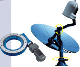 3inch Slewing Drive with Electric Motors for Solar Table