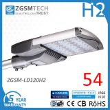 Waterproof Street LED Light 120W for Outdoor Street Lighting with High Light Efficacy