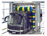 Dericen Bus Washing Equipment with High Reliablity