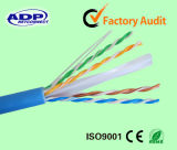 CAT6 LAN Cable UTP 4pairs 23AWG Blue