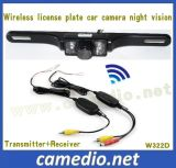Hot Selling Night Vision Wireless License Plate Reversing Camera for Cars