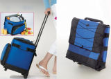 Wheel Cooler Bag Trolley Cooler Bag Rolling Cooler Bag