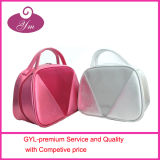 Newest PU Transparent Cosmetic Bag