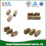 Block Cutting Diamond Segment for Floor Grinding