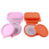 Silicone Collapsible Lunch Box - Food Container