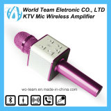 Colorful Mini Bluetooth Wireless Microphone Top