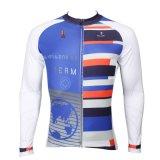 Own Brand Bike Clothing Long Sleeve Mens Cycling Jerseys